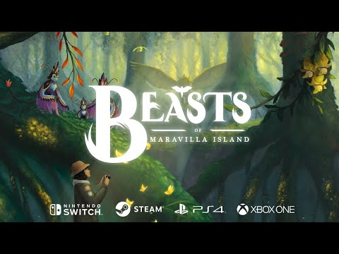 Beasts of Maravilla Island - Official Announcement Trailer