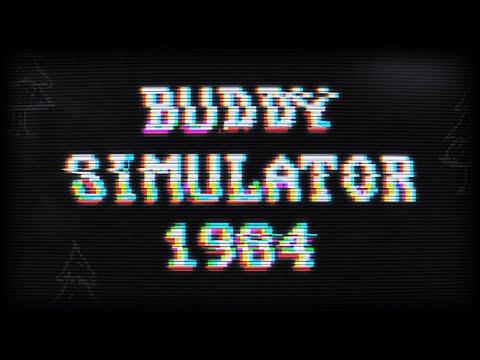 Buddy Simulator 1984 | Official Gameplay Trailer