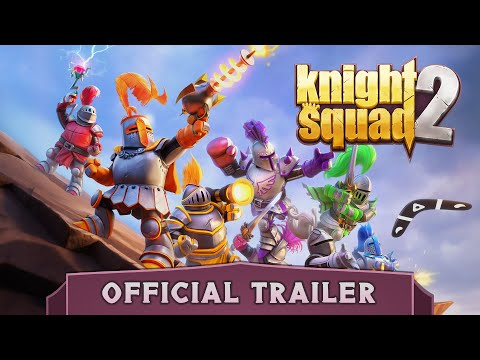 Knight Squad 2 - Official Release Date Trailer