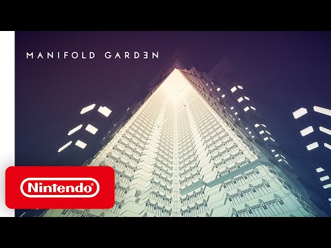 Manifold Garden - Launch Trailer - Nintendo Switch