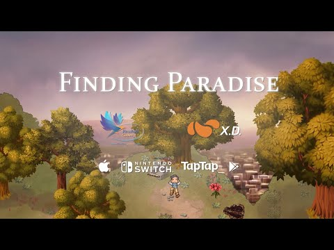 Finding Paradise - Switch Announce Trailer