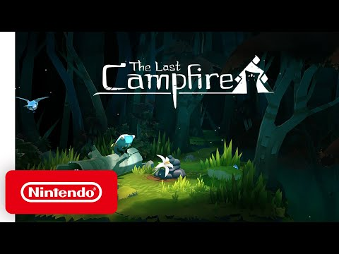 The Last Campfire - Announcement Trailer - Nintendo Switch
