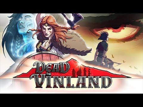 Dead In Vinland - Release Trailer