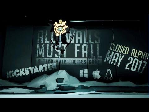 All Walls Must Fall - Kickstarter Trailer