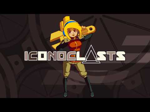 Iconoclasts Gameplay Trailer - Coming to PC, PS4 & PS Vita January 23