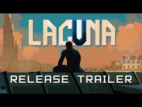 Lacuna   Sci-Fi Noir Adventure   Release Trailer (INT)
