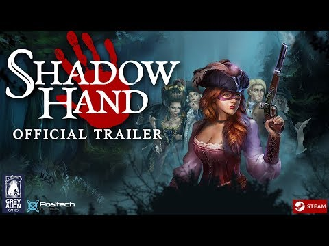 ShadowHand Official Trailer