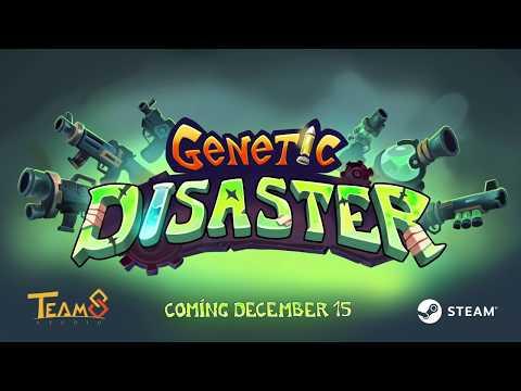 Genetic Disaster Trailer