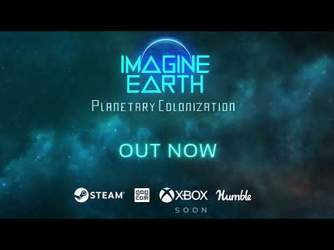 Imagine Earth - Launch Trailer