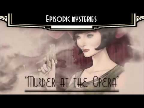 Miss Fisher and the Deathly Maze (Steam/iOS/Android)