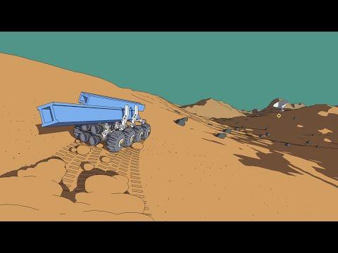 Mars First Logistics announcement trailer
