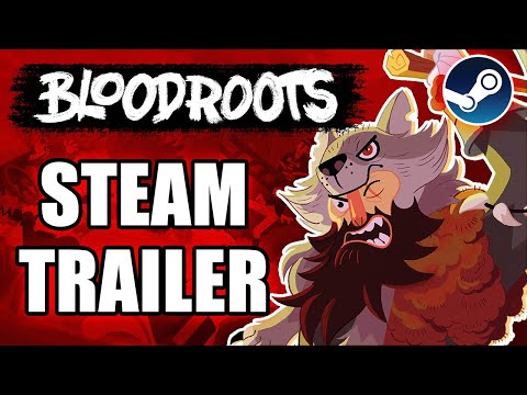 Bloodroots - Official Steam Trailer