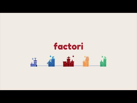 factori 1.0 Trailer: the Full Version of the GMTK 2021 Winning Game