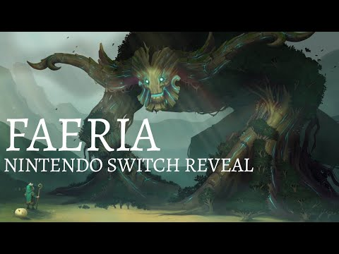 Official Nintendo Switch Reveal Trailer