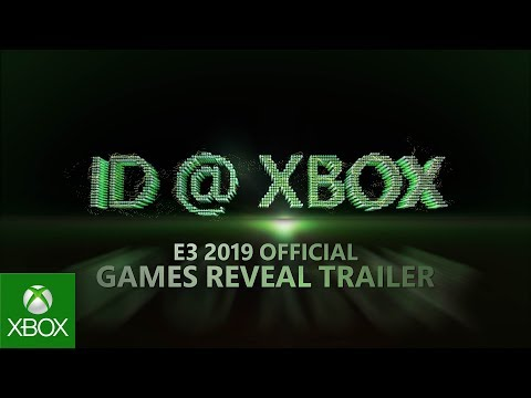 ID@Xbox - E3 2019 - New Games Reveal Trailer