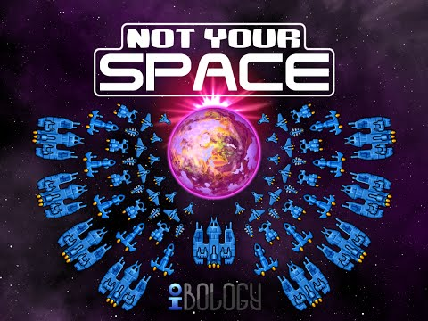 """""""Not Your Space"""" on Kickstarter Now!"""