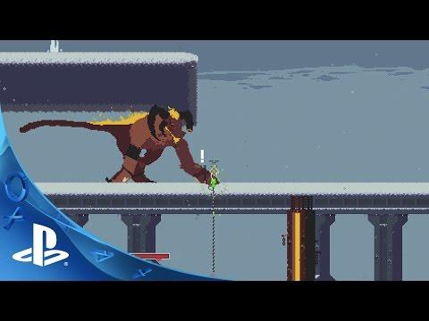 Risk of Rain - Gameplay Trailer | PS4, PS Vita