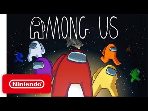 Among Us - Launch Trailer - Nintendo Switch
