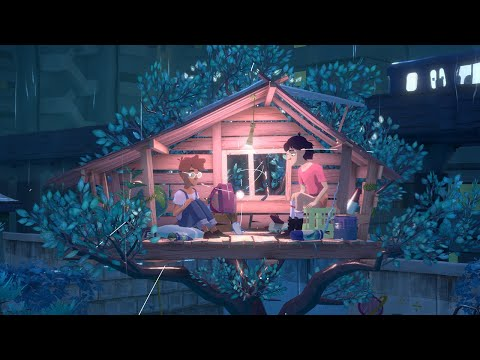 The Gardens Between OUT NOW! - Gameplay Trailer (ESRB) - Nintendo Switch, PS4, Steam, Mac App Store