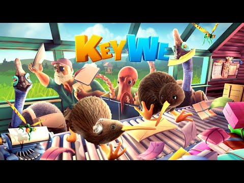 KeyWe | Trailer (Nintendo Switch)
