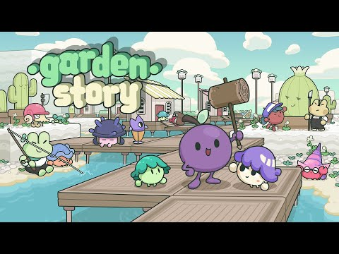 Garden Story: Nintendo Switch Trailer (Coming 2021)