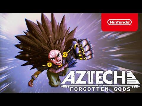 Aztech Forgotten Gods - Announcement Trailer - Nintendo Switch