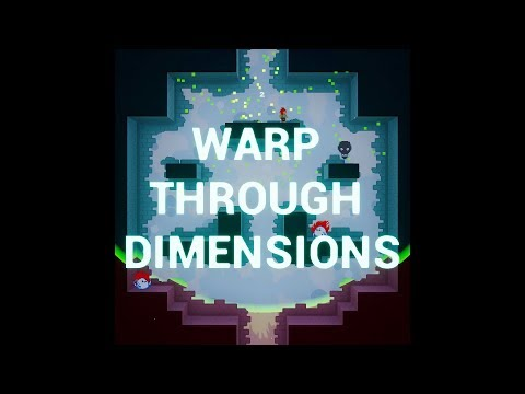 WarpThrough pre-alpha trailer