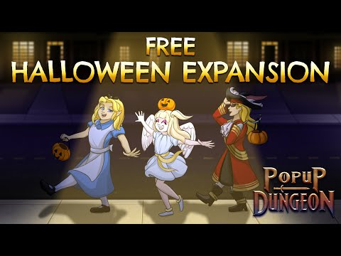Popup Dungeon - Halloween Campaign