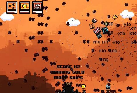 Chain Reactions Are the Bread and Butter of High Scores In '10 More Bullets'