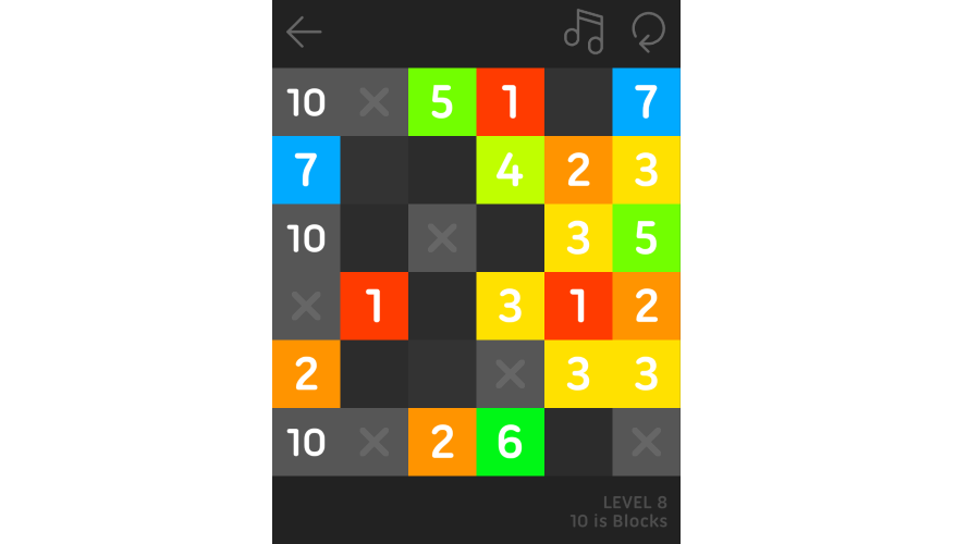 '10' Review: Numbered Blocks Plus Sliding Equals Fun Times