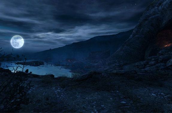 2012: 'Dear Esther', Video Game – 2016: 'Dear Esther', Stage Play