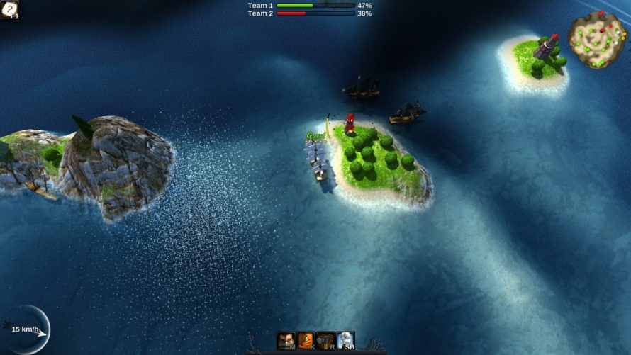Trim the Sails and Roam the Sea: 'Windward' Adds Fog of War and an Improved Tutorial