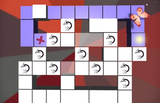 Butterfly-Controlled Puzzler 'Dédale' Now Available For Windows and Mac