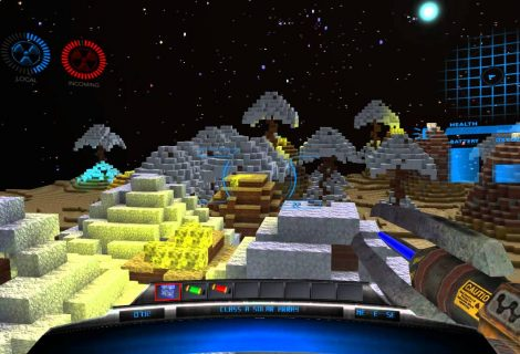 Space, the Final Frontier... 'Xenominer' Has Crash Landed On XBLIG