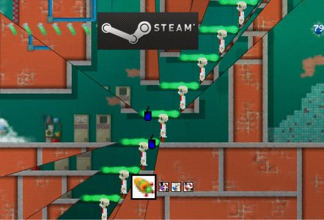 Platforming Portal Puzzler 'Gateways' Heading to Steam