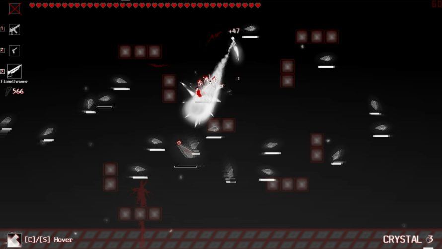 '99 Crystals' (Demo): Gun 'n Gun With More Guns Than You Could Shake a Gun At
