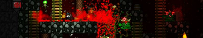 Wanna Roguelike Down to the Fiery Depths? '99 Levels To Hell' Is Out