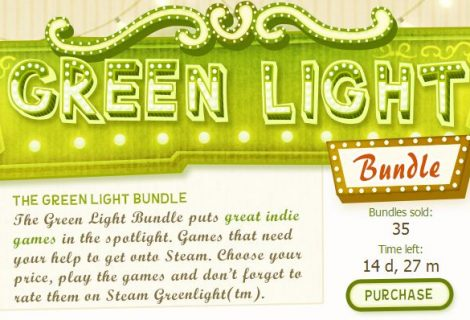 Help Some Great Indie Games Reach Steam: Green Light Bundle Is Live