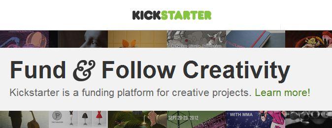 Wraithkal's Indie Update (Week 33 2012) Show Me Kickstarter