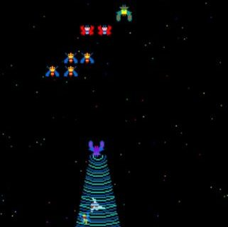 'Galaga' Is One of the Best 'Space Invaders' Inspired Games (Review)
