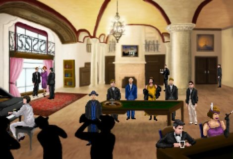 'A Golden Wake' Lets You Revisit the Roaring 20's, Point 'n Click Style
