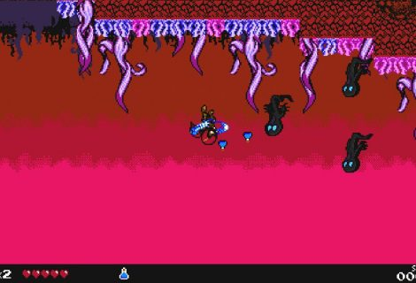 'A Hole New World' Will Turn Old-School Platforming Upside Down, Soon
