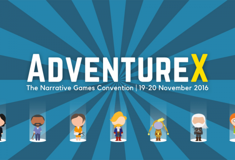 Let's Get It Kickstarted: AdventureX 2016
