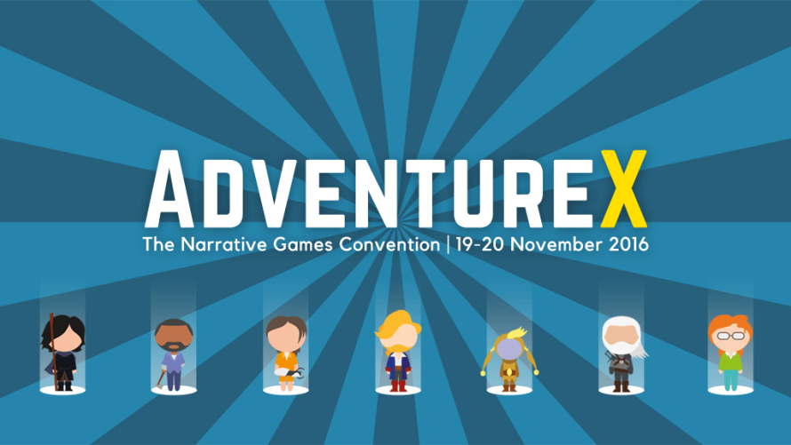 Let's Get It Kickstarted: AdventureX 2016