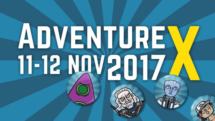 Let's Get It Kickstarted: AdventureX 2017