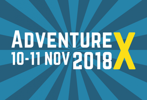 AdventureX 2018 Bringing Narrative-Driven Gaming to Central London This November