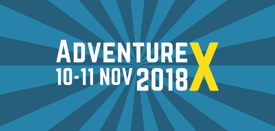 AdventureX 2018 Opens Applications for Speakers, Exhibitors, Volunteers (Also, Kickstarter)