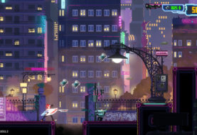 Warp Time Across a Funky Cyberpunked Barcelona in 'Aeon Drive'