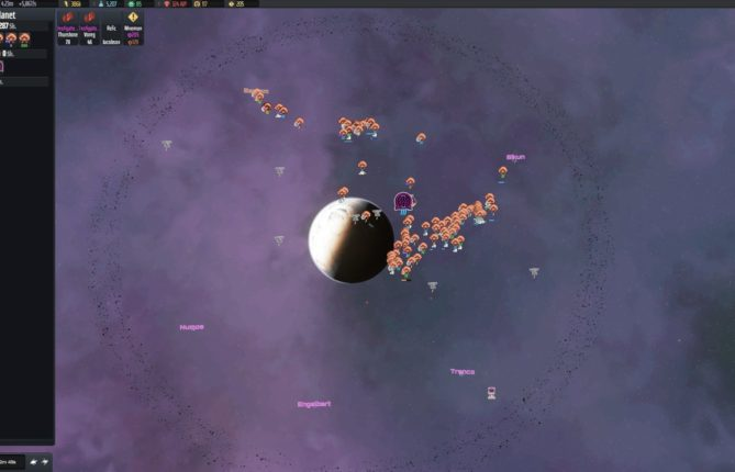 The Battle for Galactic Supremacy in 'AI War 2' Continues With 'The Spire Rises' DLC