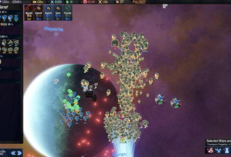 An Alien Race Thought Long Gone Returns in 'AI War 2: Zenith Onslaught'